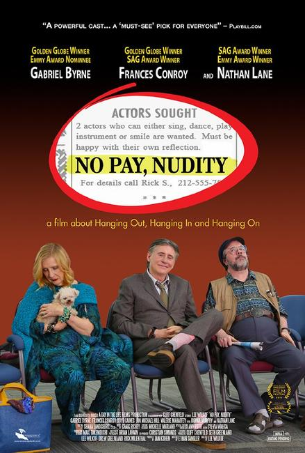 No Pay, Nudity Photos + Posters