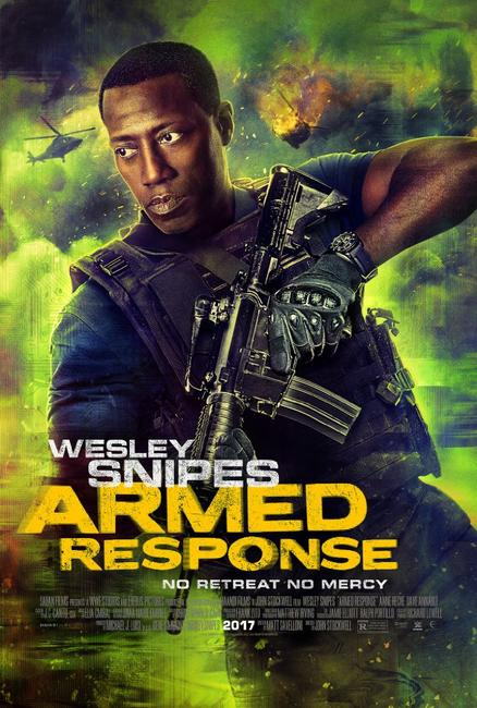 Armed Response (2017) Photos + Posters