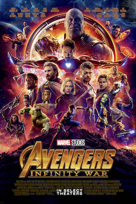 Marvel Studios 10th: Avengers: Infinity War: The IMAX Experience Photos + Posters