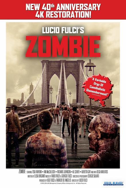 Zombie Photos + Posters