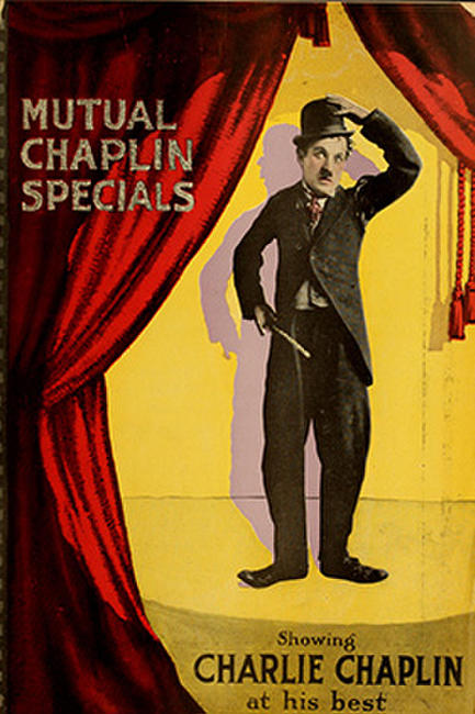 Chaplin at Mutual Photos + Posters
