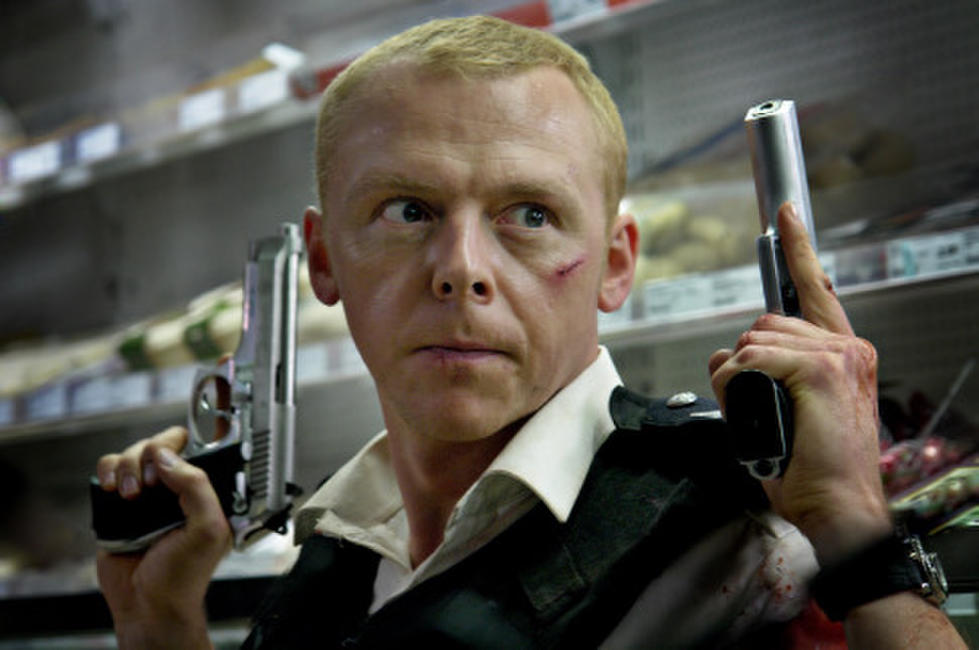 Hot Fuzz Photos + Posters