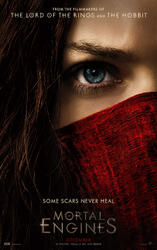Mortal Engines showtimes and tickets