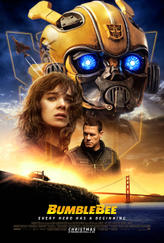 Bumblebee showtimes and tickets
