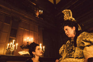 See 4 Exclusive 'The Favourite' Images