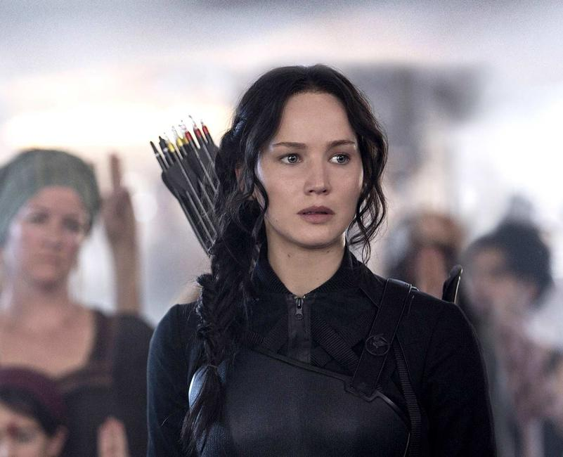 The Hunger Games: Mockingjay - Part 1 Photos + Posters