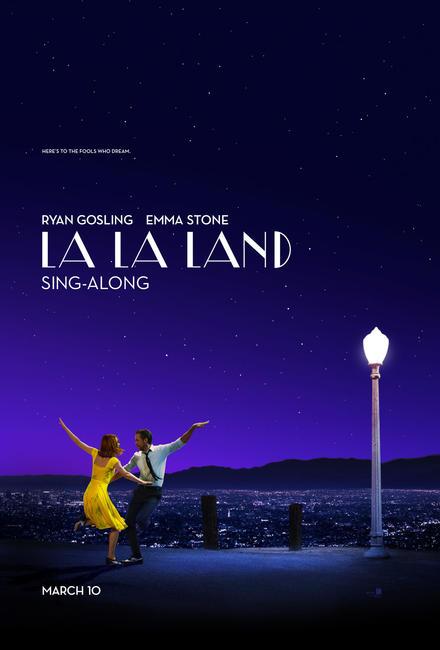 La La Land Sing-Along Photos + Posters