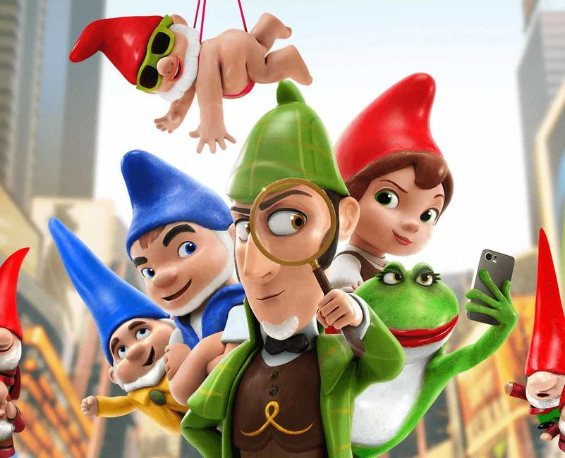 Sherlock Gnomes Photos + Posters
