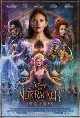 The Nutcracker and the Four Realms 3D showtimes and tickets