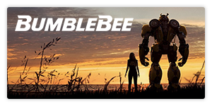 <b>Get $8 towards a movie ticket to see BumbleBee in theaters 12/21!<b>