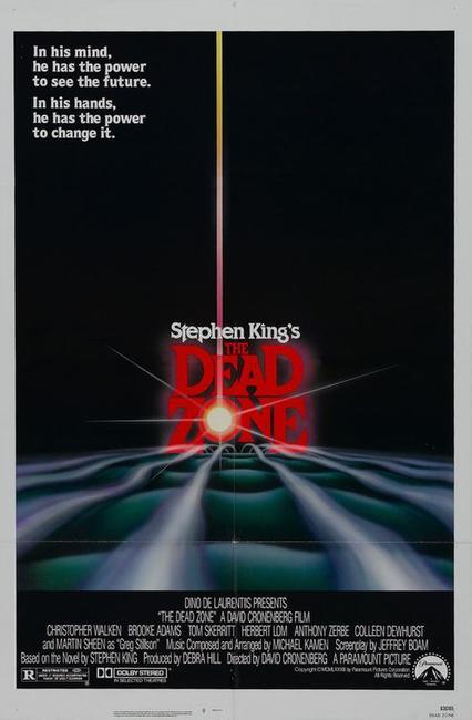 Videodrome / The Dead Zone Photos + Posters