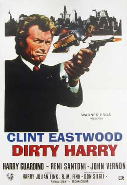 Dirty Harry / A Perfect World Photos + Posters