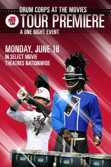 DCI 2012 Tour Premiere Photos + Posters