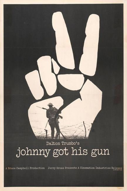 Johnny Got His Gun / Lonely are the Brave Photos + Posters