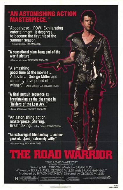 The Road Warrior / Lifeforce Photos + Posters
