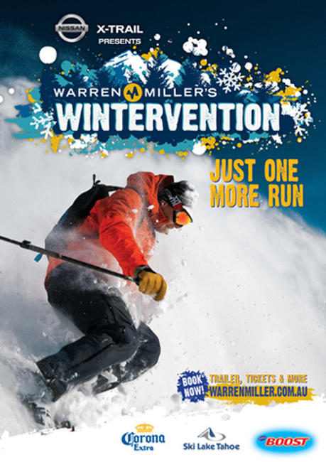 Warren Miller's Wintervention Photos + Posters
