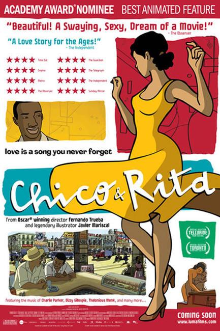Chico & Rita Photos + Posters