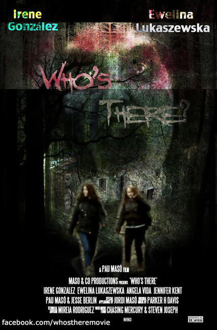 Who's There? Photos + Posters