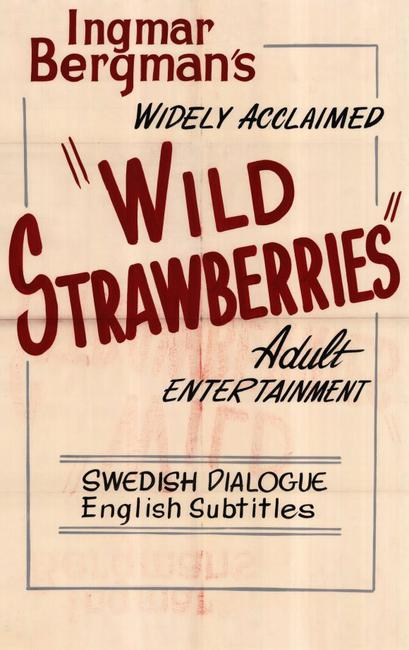 Wild Strawberries / Persona Photos + Posters