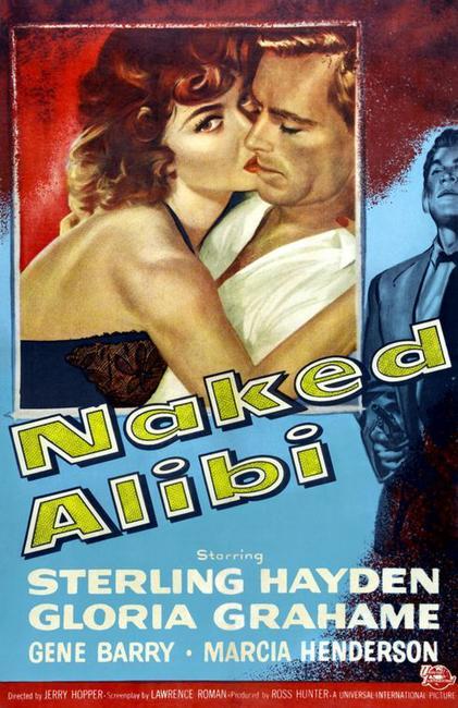 Naked Alibi / Suddenly Photos + Posters