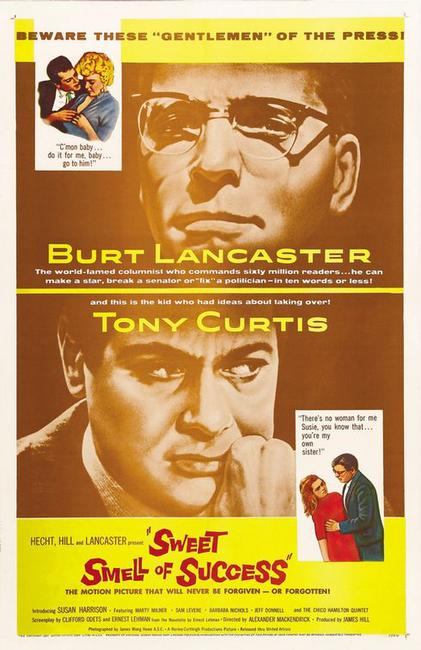 The Sweet Smell of Success / Don't Make Waves Photos + Posters