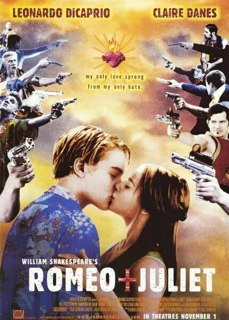 Romeo + Juliet / Hamlet Photos + Posters