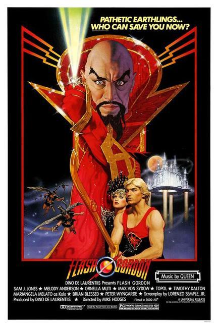 Flash Gordon / Barbarella Photos + Posters