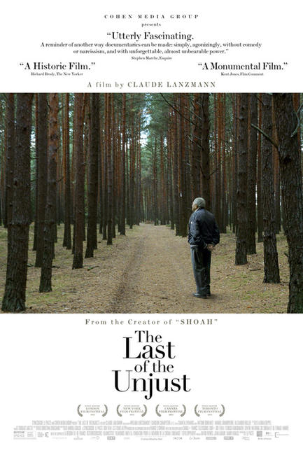 The Last of the Unjust Photos + Posters