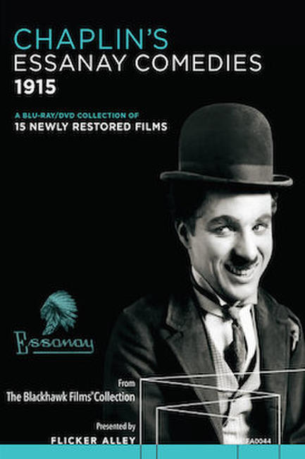 Chaplin at Essanay Photos + Posters
