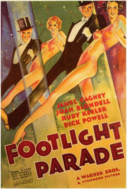 Theatrical Pioneer Lecture / Footlight Parade Photos + Posters