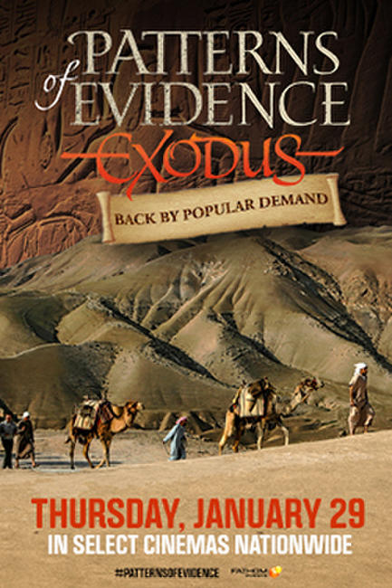 Patterns of Evidence: The Exodus Photos + Posters