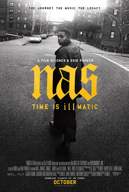 Nas: Time Is Illmatic Photos + Posters