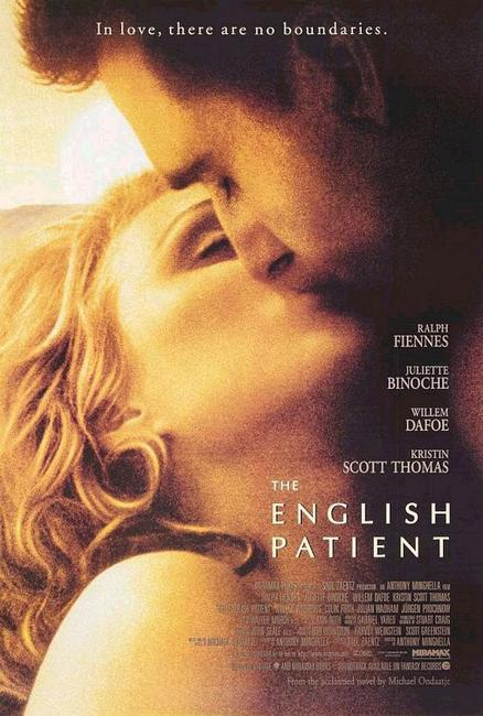 THE ENGLISH PATIENT/QUIZ SHOW Photos + Posters