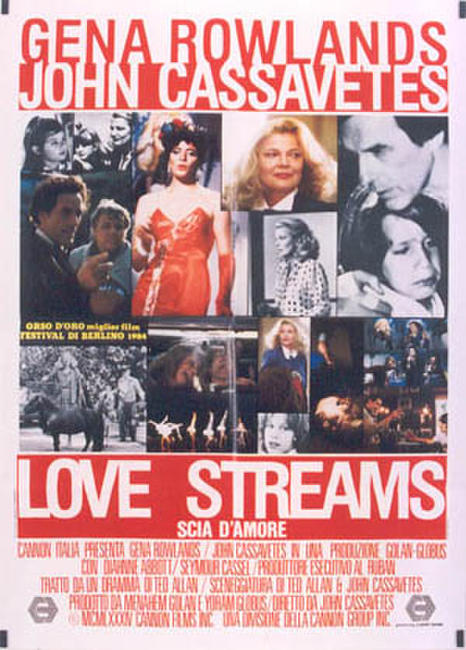 LOVE STREAMS / FACES Photos + Posters
