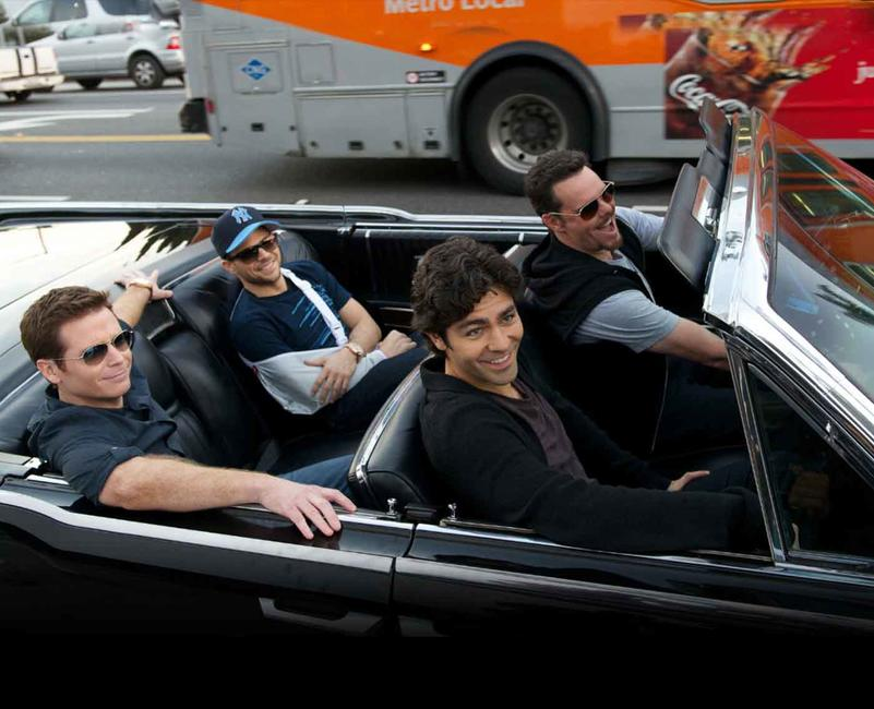 Entourage Photos + Posters