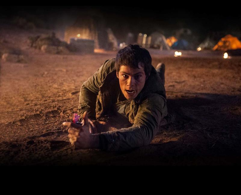 Maze Runner: The Scorch Trials Photos + Posters