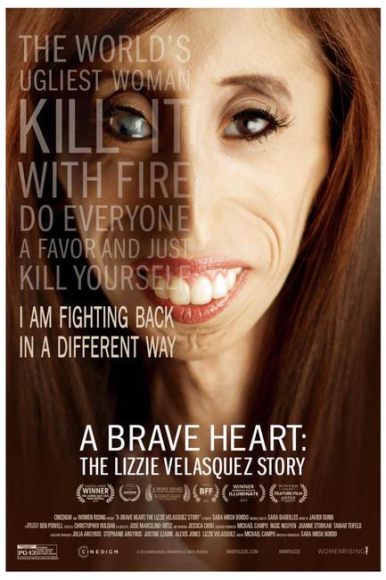 A Brave Heart: The Lizzie Velasquez Story  Photos + Posters