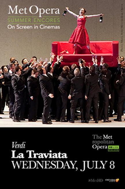 La Traviata Met Summer Encore Photos + Posters