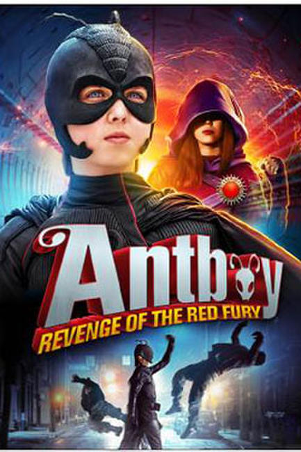 Antboy: Revenge of the Red Fury Photos + Posters