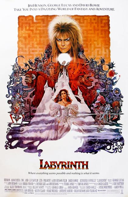 Labyrinth (1986) Photos + Posters