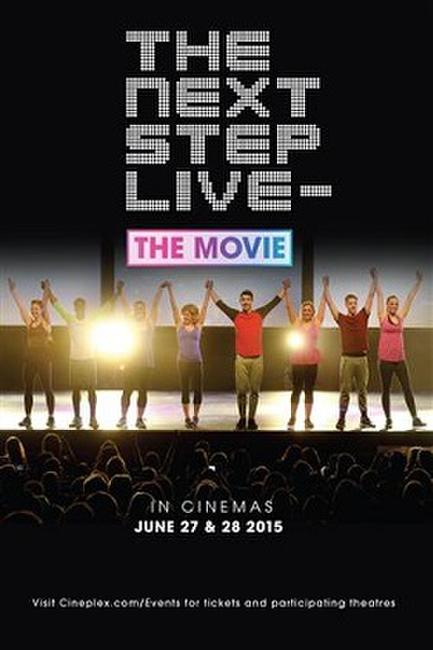 The Next Step Live: The Movie Photos + Posters