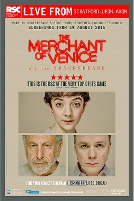 RSC: Merchant of Venice Photos + Posters