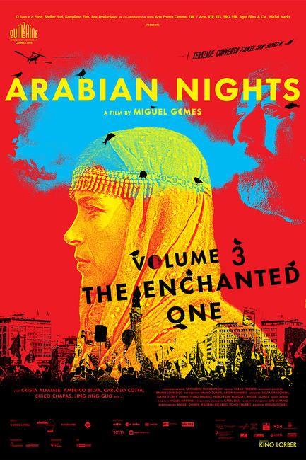 Arabian Nights: Volume 3 -The Enchanted One Photos + Posters