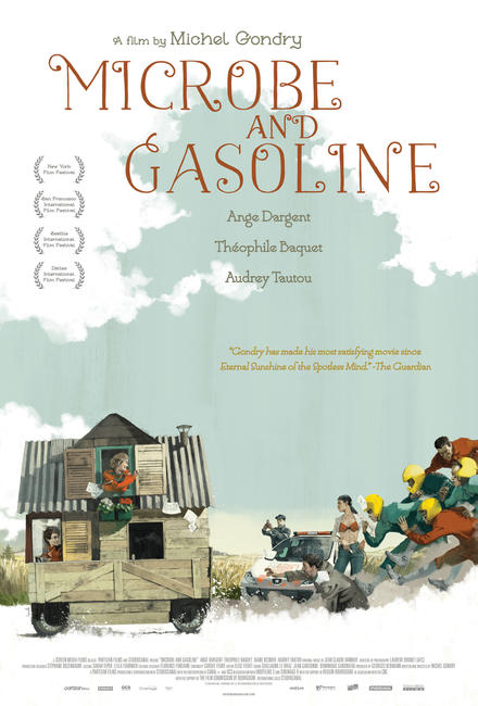 Microbe & Gasoline Photos + Posters