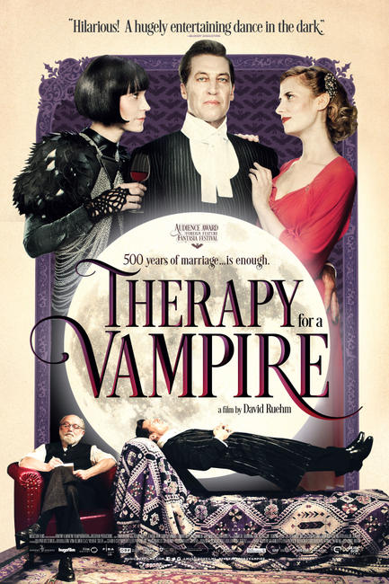 Therapy for a Vampire Photos + Posters