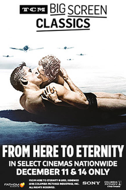 From Here to Eternity (1953) presented by TCM Photos + Posters