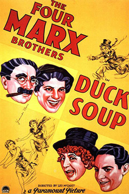 DUCK SOUP / THE COCOANUTS Photos + Posters