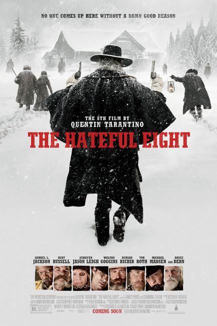 The Hateful Eight: 70mm Roadshow Photos + Posters
