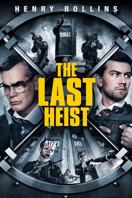The Last Heist Photos + Posters