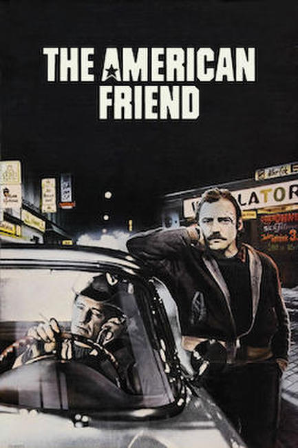 The American Friend/ The Story of a Cheat Photos + Posters
